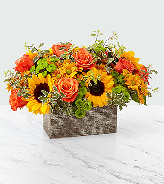 Garden Gathered Bouquet FALL