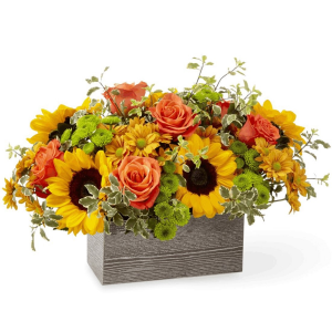 Garden Gathered FTD Arrangement in Saint Louis, MO | SOUTHERN FLORAL SHOP