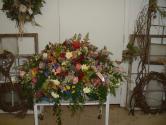 Garden Gazebo Funeral
