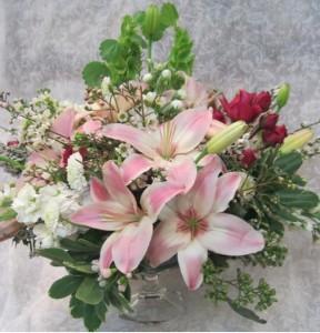 Garden Glass Everyday Floral