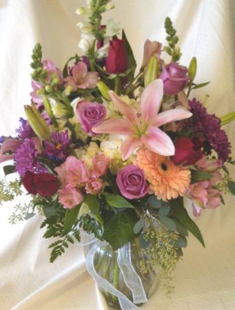 Garden Grandeur Vase