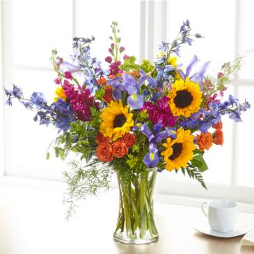 Garden Grove Vased Arrangement