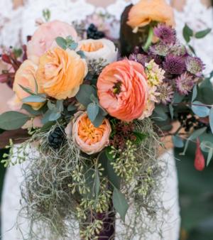 Garden Grown Bridal Bouquet   in Fort Collins, CO | D'ee Angelic Rose Florist