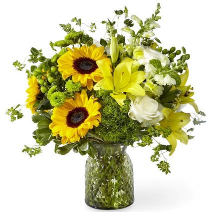 Garden Grown FTD Bouquet