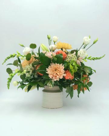 Garden-Inspired Designer's Choice Vased Arrangement