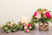 Garden Light  Wedding Flowers