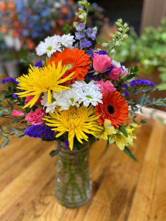 Garden Romance vase