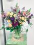 Garden Medley- Sold Out  Vase Arrangement