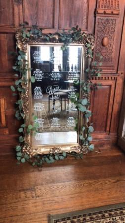 Garden Mirror  Seating Chart