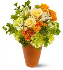 Garden of Avon - 169 Flower arrangement