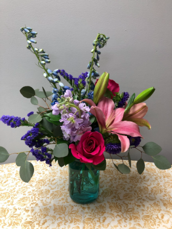 Garden of Eden Fresh Arrangement