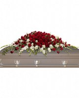 Garden of Grandeur Casket Spray Casket Spray