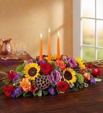 Garden of Grandeur™ for Fall Centerpiece 145626