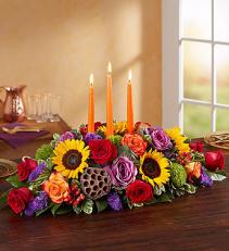 Garden of Grandeur™ for Fall Centerpiece Thanksgiving