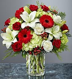 Garden of Grandeur Fresh Flower Arrangement