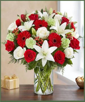 Garden of Grandeur Holiday  in Arlington, TX | Erinn's Creations Florist