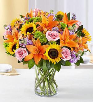 Garden of Grandeur vase in Sunrise, FL | FLORIST24HRS.COM