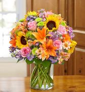 Garden of Grandeur Vase