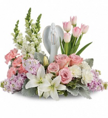 Garden of Hope Bouquet Funeral Sympathy