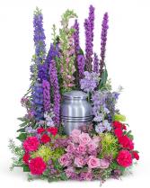 Garden of Life Surround Sympathy Arrangement