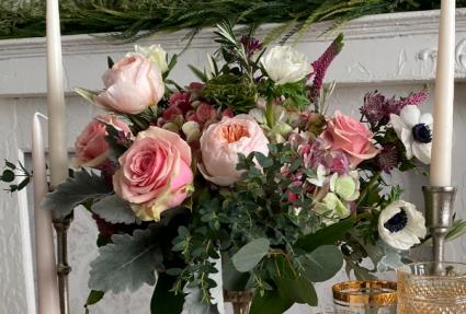 Spring Garden of Love Vase Arrangement