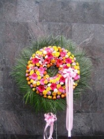 garden of love  wreath