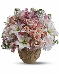 Garden of Memories Flower Arrangement