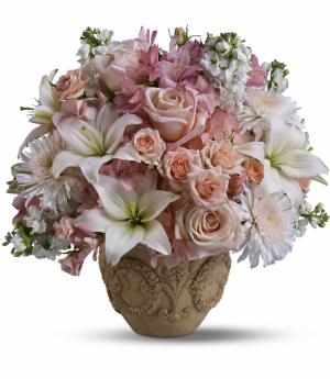 Garden of Memories Fresh Arrangement in Rossville, GA | Ensign The Florist