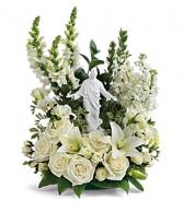 Garden Of Serenity Bouquet  Sympathy