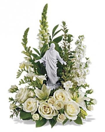 Garden of Serenity Bouquet T229-1