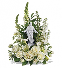 Garden Of Serenity     T229-1 Keepsake Arrangement