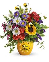 Garden Of Wellness Bouquet Get Well