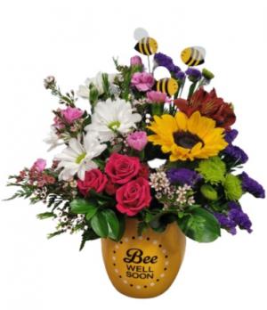 Garden Of Wellness Bouquet TEV53-1A in Hesperia, CA   ACACIA'S COUNTRY FLORIST
