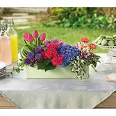 Garden Party Table Center