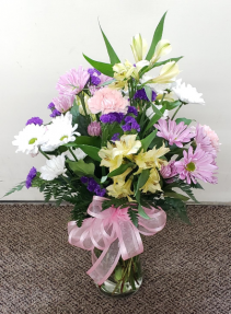 Garden Pastel FHF-69 Fresh Flower Vase