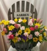 Garden Planter  Garden Planter with fresh