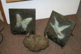 Garden Plaques / Stepping Stones