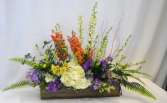 GARDEN RETREAT Flower Arrangement