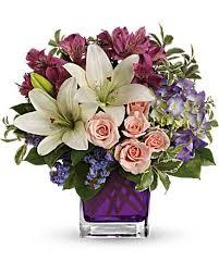 Garden Romance Bouquet Valentine's Day Bouquet
