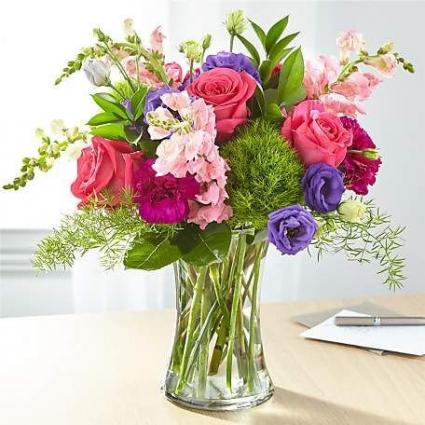 Garden Romance Fresh flowers