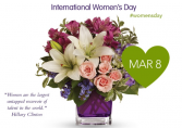 Garden Romance International Women's Day Collection