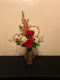 Garden Romance Keepsake Arrangement