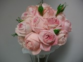Garden Rose Elegance Bridal Bouquet