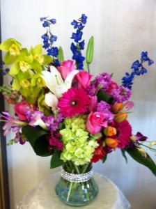 Garden smiles bouquet BEST SELLERS in Fresno, CA | FLOWERS AND MORE
