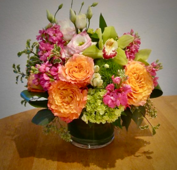 Garden Sorbet Floral Design