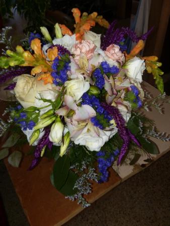 Garden splendor Bridal / Bridesmaid