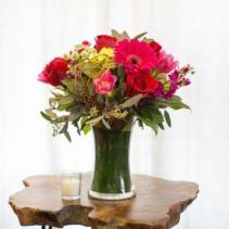 Garden Variety Vase arrangement