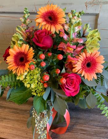 Garden Vase Arrangement