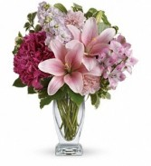 Blush of Love Floral Bouquet