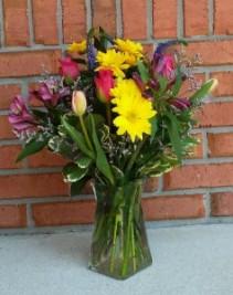 Garden Vase--small